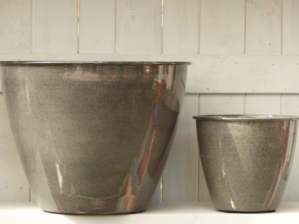 Steel Pot Tati 33 cm dunkelgrau