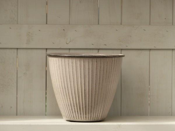 Steel Pot Vintage 16 cm