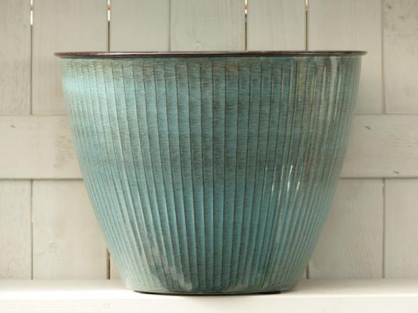 Steel Pot Vintage 39 cm