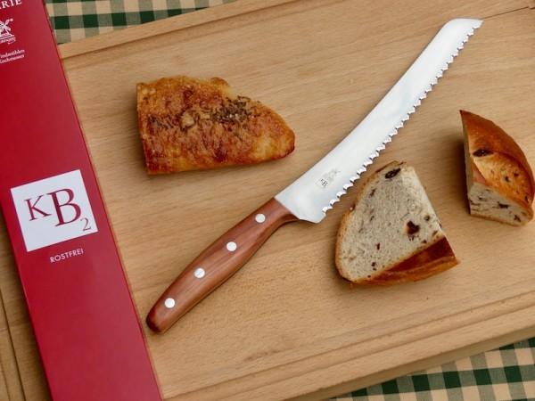 """Brotmesser """"Beidhänder"""" - für Links- und Rechtshänder"""