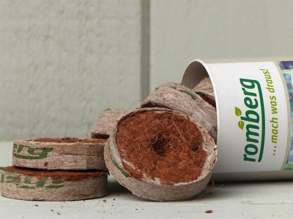 Kokosquelltabletten