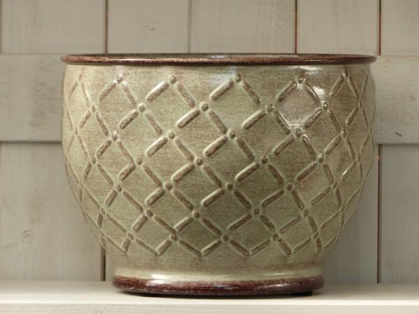 Steel Pot Sparrow 35 cm, grün