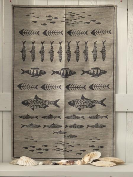 Fischhandtuch