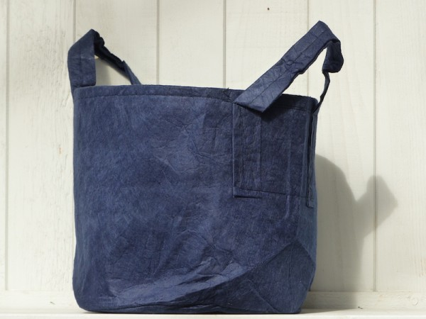 Gartentasche, klein, blau