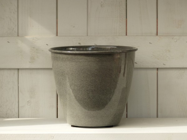 Steel Pot Tati 22 cm dunkelgrau
